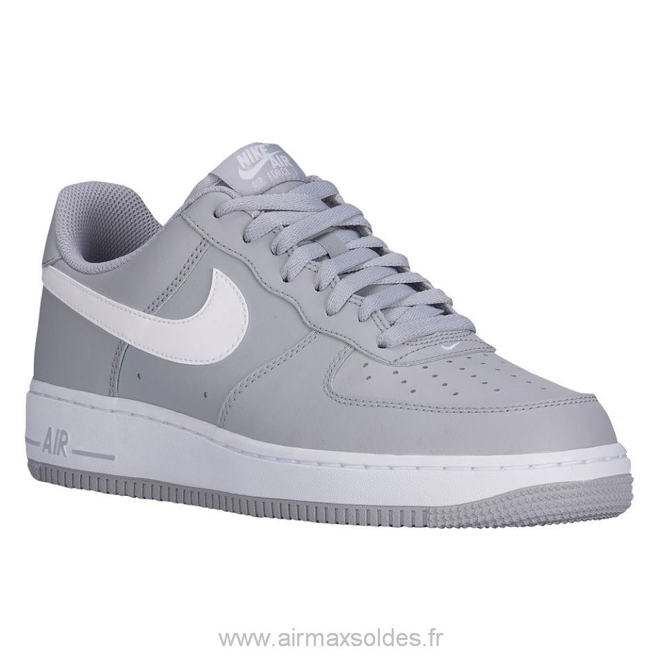 air force 1 homme gris