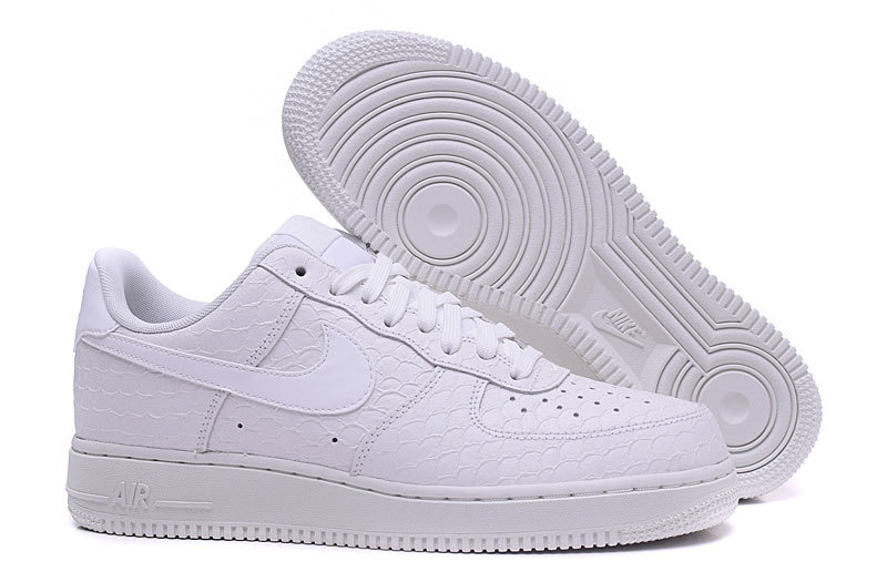 nike air force 1 blanche fille