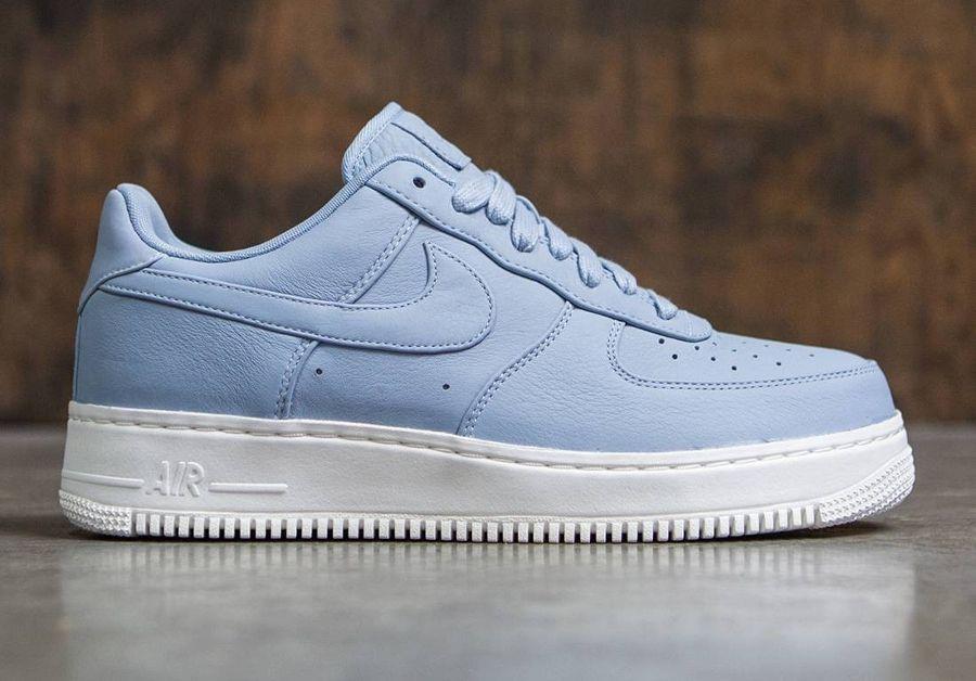 nike air force 1 femme bleue
