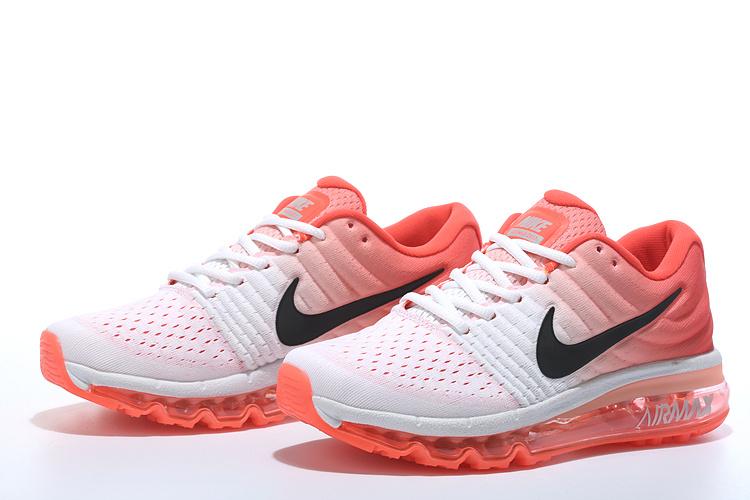 basket rose air max femme