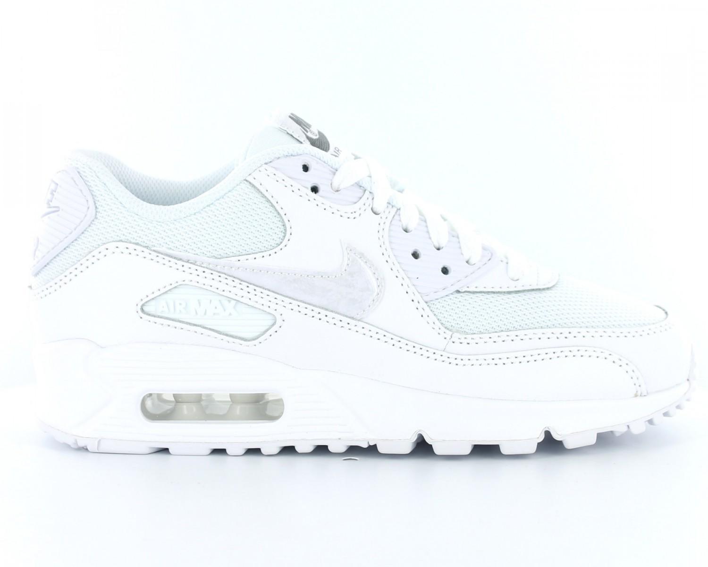 air max 90 femme blanche et verte,Nike Air Max 90 Chaussures Femme ...