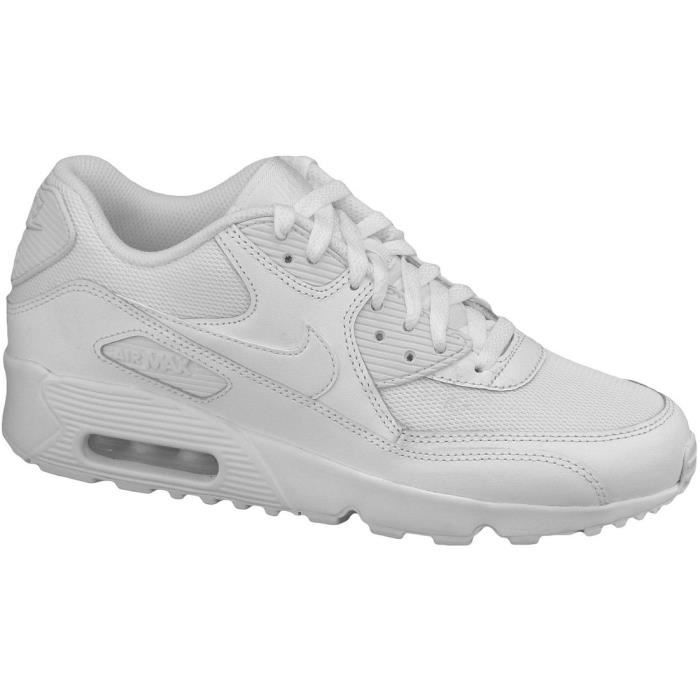 air max 90 leather basket fille