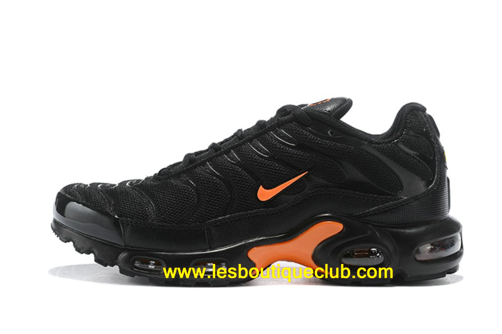 air max tn homme noir et orange,Homme Nike Air Max Plus TN SE Noir ...