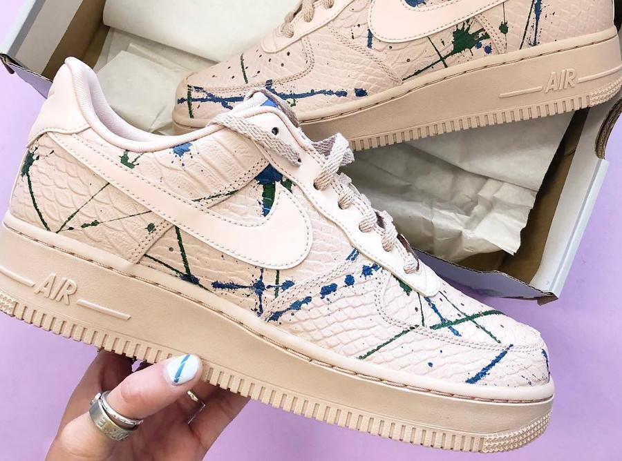 chaussure air max 1 femme,Chaussure Nike Air Force 1 '07 pour ...
