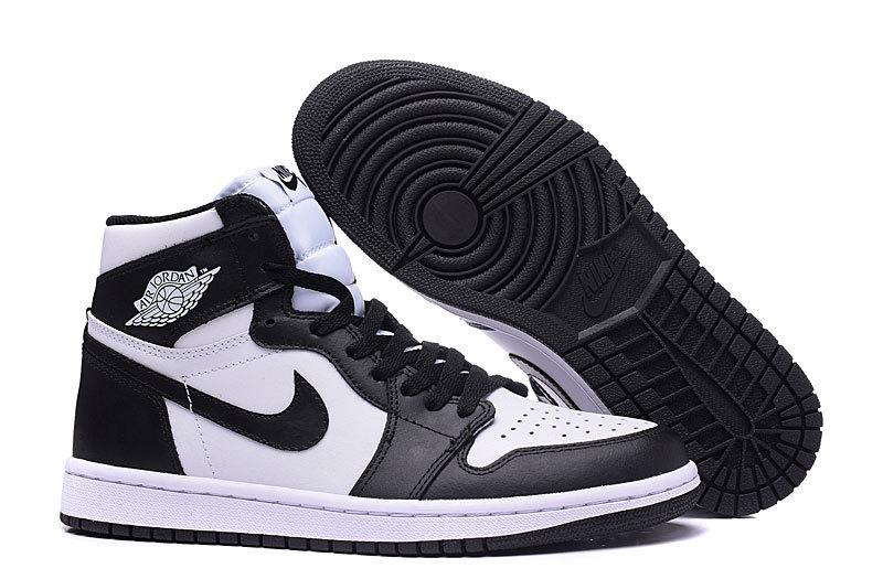 homme air jordan 1 retro blanche et noir,Homme Baskets Jordan Air ...