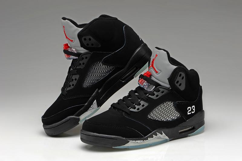 homme air jordan 5 retro noir et gris,Air Jordan 5 Homme Noir Et ...