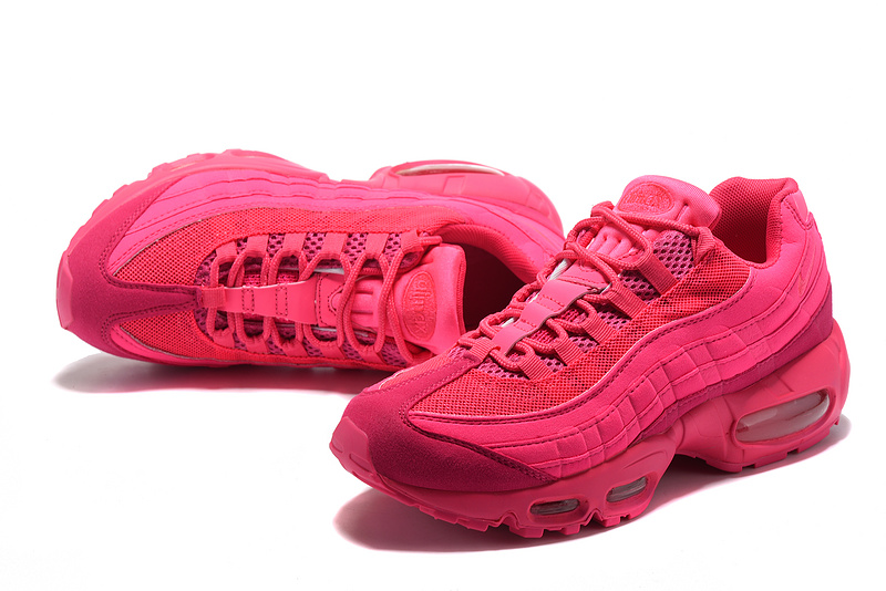 max air nike air max 95 femme rouge,Femme Nike Air Max 95 Rouge ...