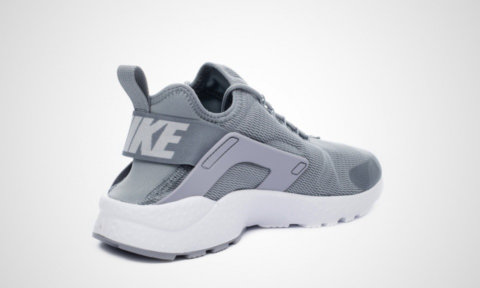 nike air huarache ultra gris femme,Chaussures Running Femme Nike Air  Huarache Run Ultra Gris