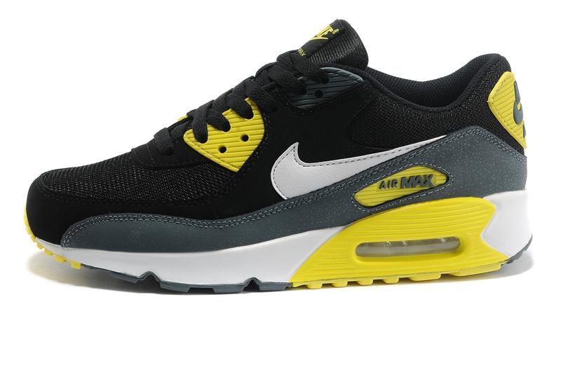 nike air max 90 jaune et noir homme,Nike Air Max 90 Essential ...