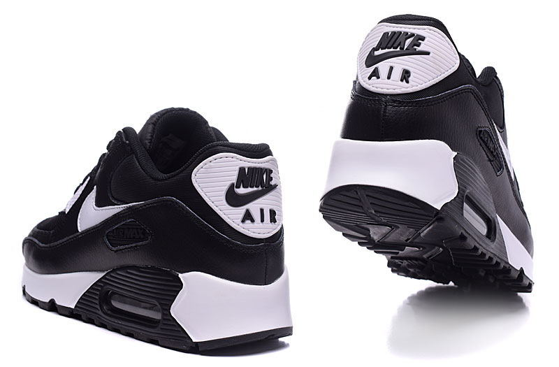 nike air max 90 pas cher femme noir blanc,Nike Air Max 90 Leather ...