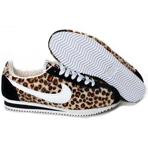 chaussures nike cortez femme