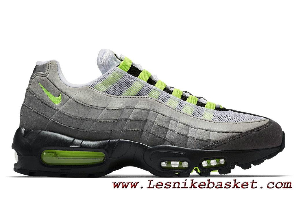 nike pas cher gris et noir air max 95,Nike Air Max 95' Noir ...