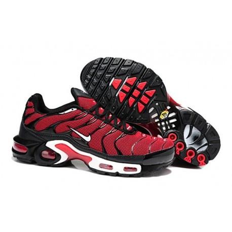 nike tn rouge et noir,Homme Nike Air Max TN Noir Rouge - www ...