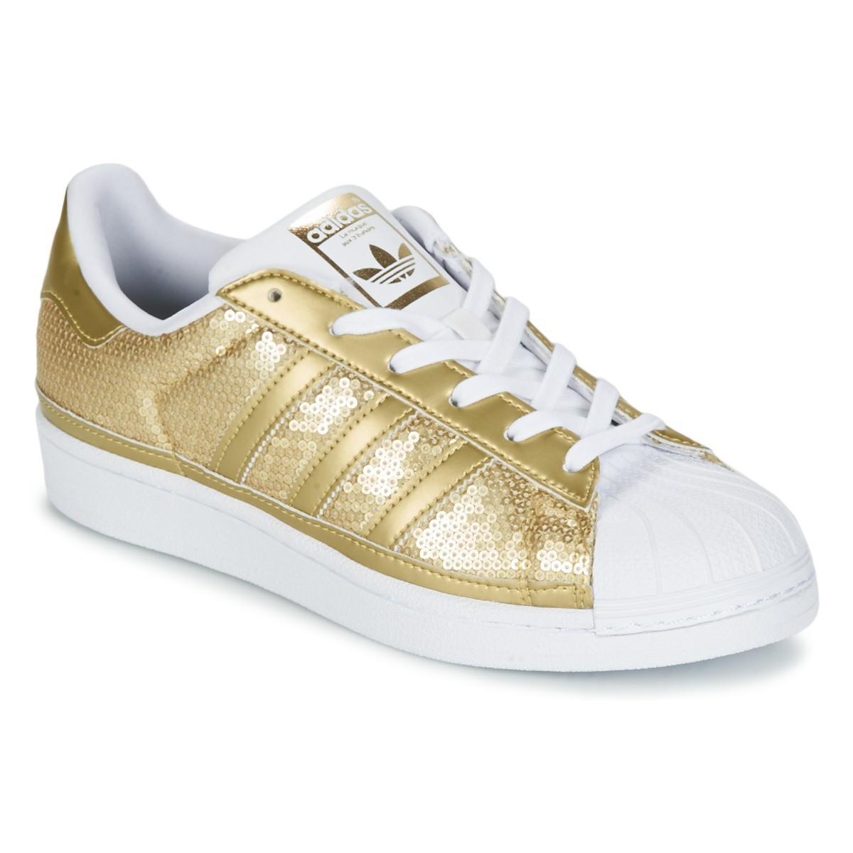 adidas superstar femme doré Off 51% - www.bashhguidelines.org