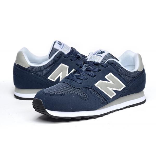 new balance 373 homme bleu