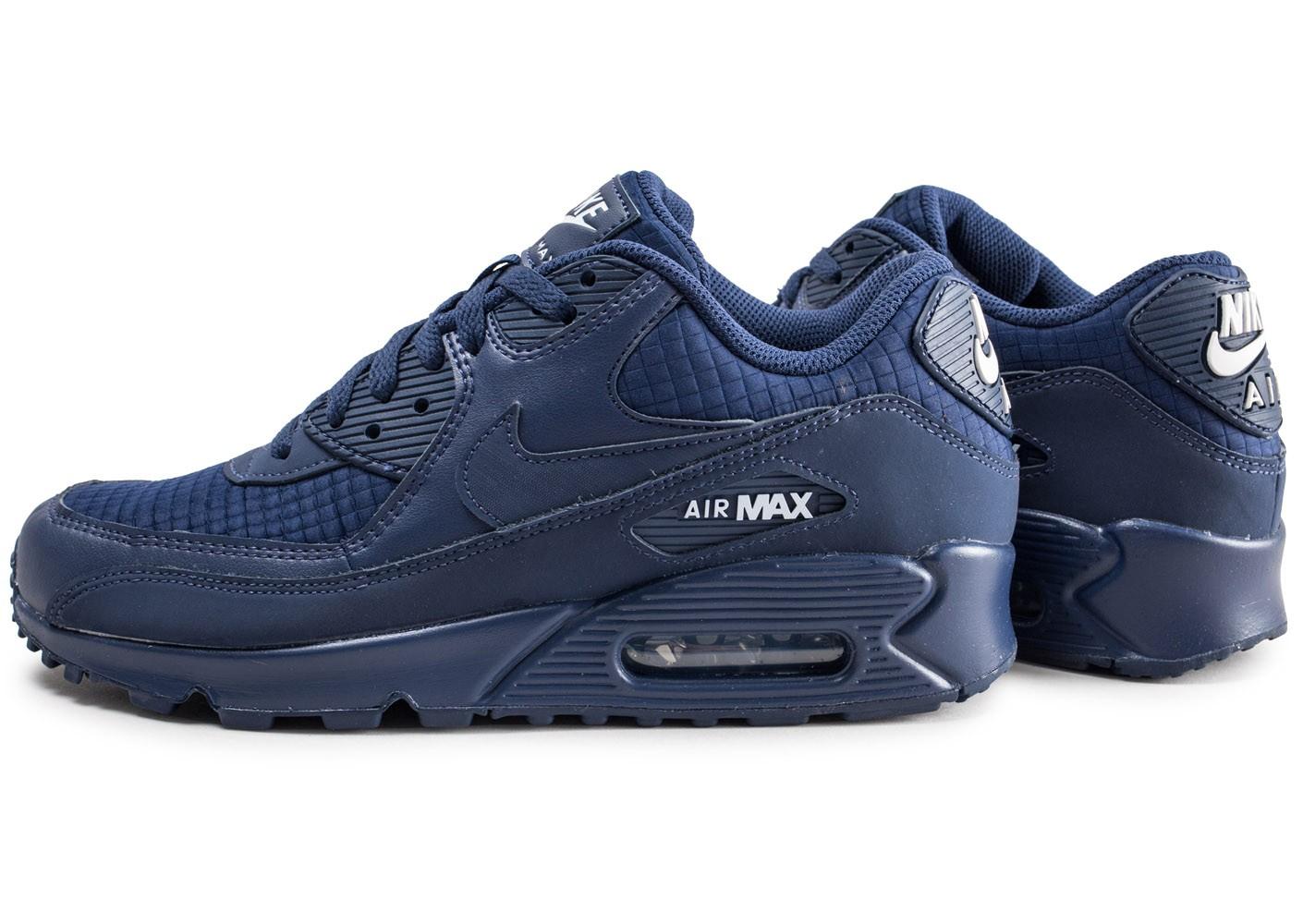 air max homme bleu