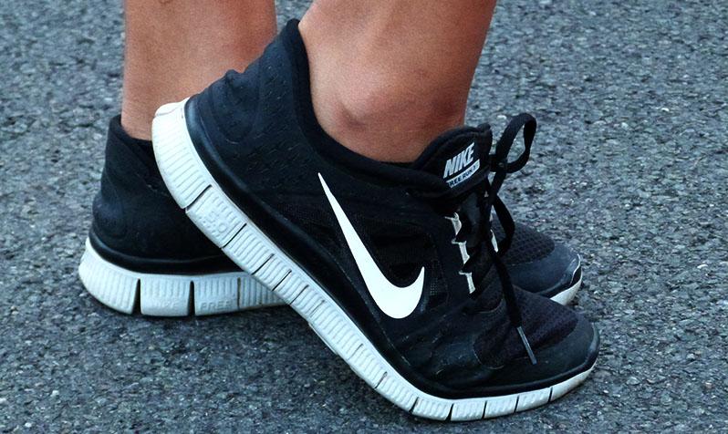 chaussure femme nike ville